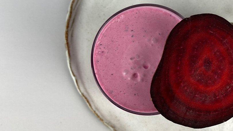 Beet Buzz Smoothie