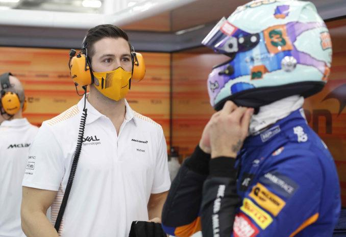 Formula One Bahrain Testing